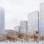 Henning Larsen wins Etobicoke's New Civic Centre