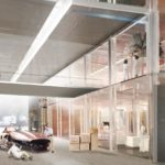Herzog & de Meuron wins Royal College of Art Design Competition