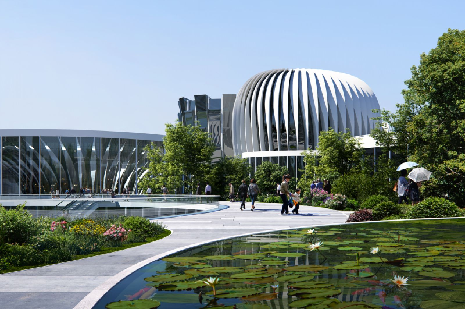 High-performing Urban Ecologies
