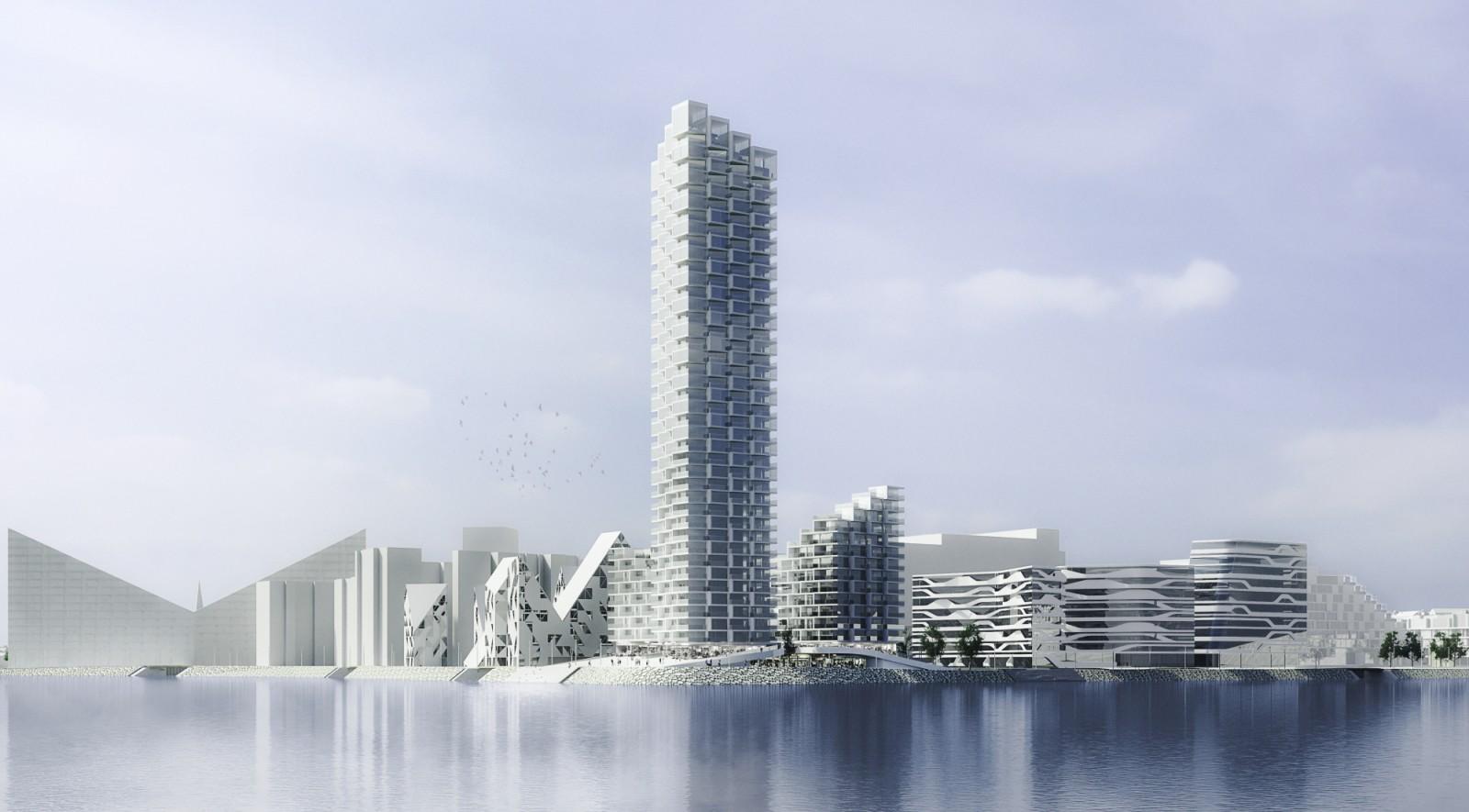 High-rise proposal