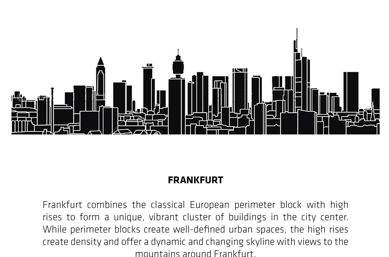 Higt-Rise in Frankfurt