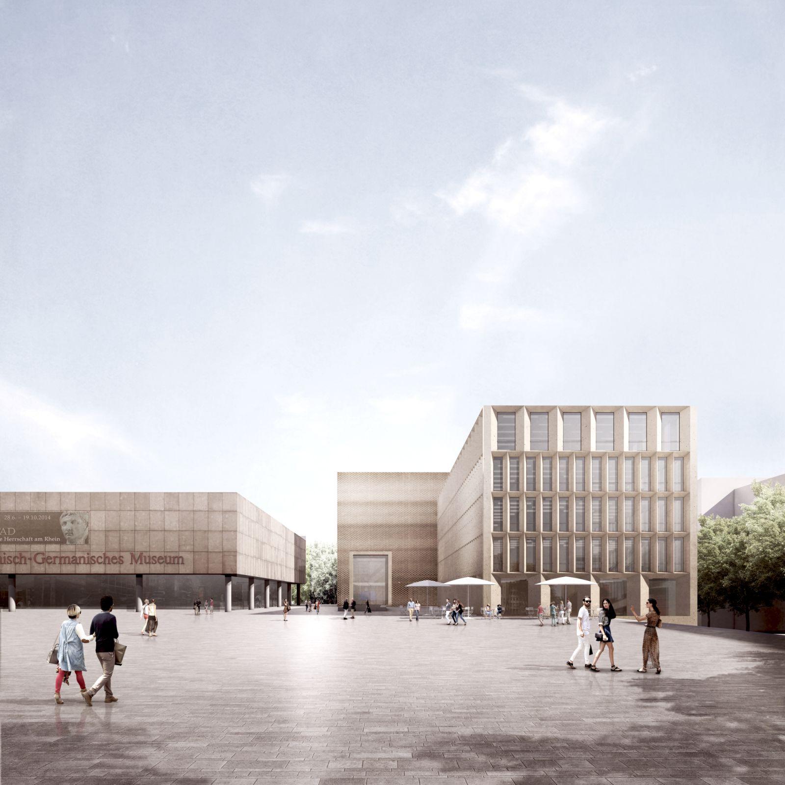 Architekt Köln historische mitte koln by staab architekten 01