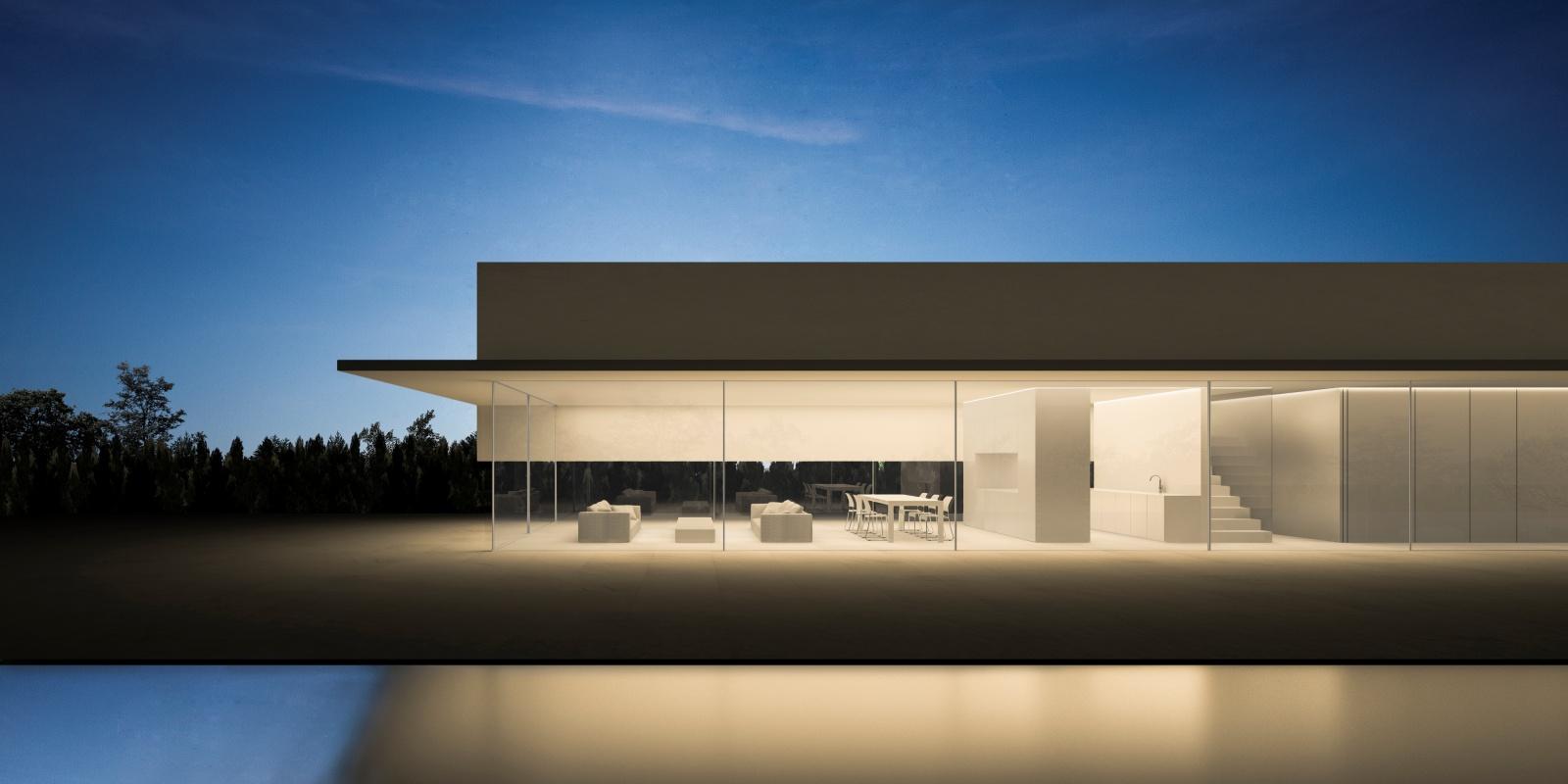 Hofmann house rocafort by fran silvestre arquitectos 03 - Fran silvestre arquitectos ...
