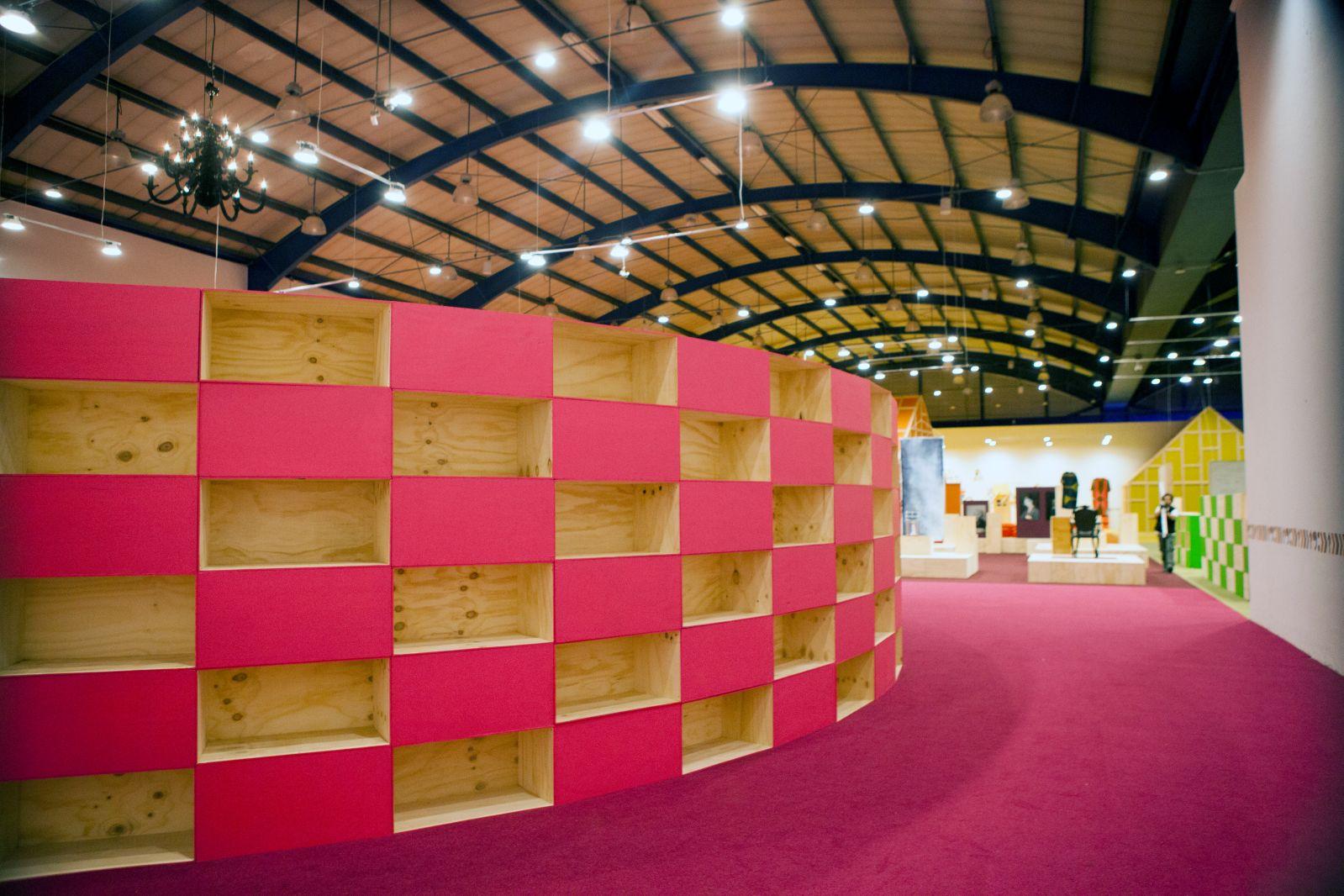 Netherlands Pavilion at Bogotá Book Fair