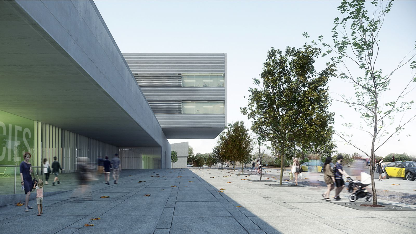 Hospital of Viladecans Extension and Renovation