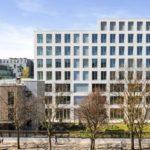 Hôtel d'entreprises Binet by AZC
