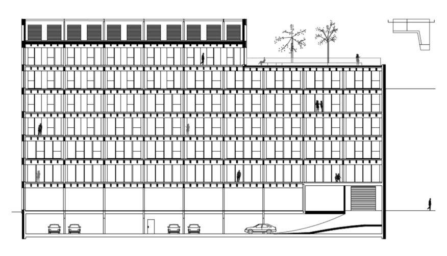 Hôtel d'entreprises Binet