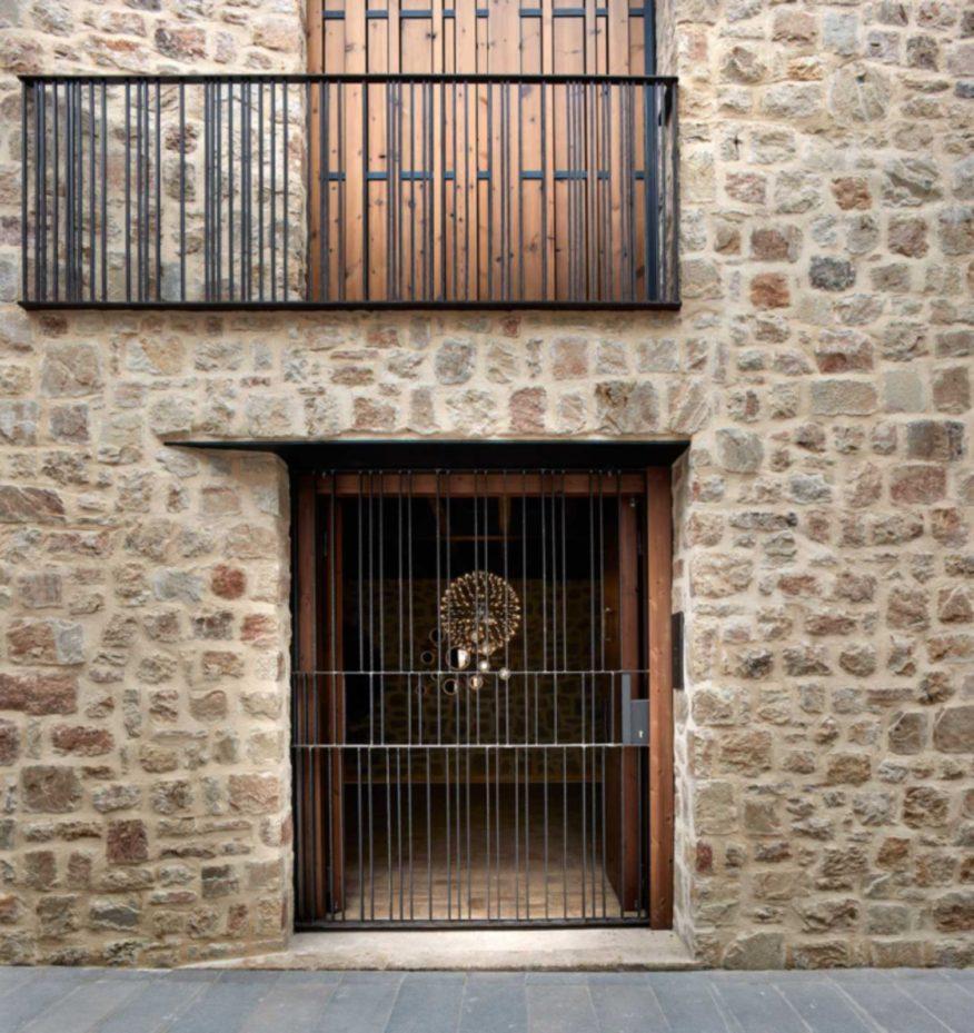 ouse in Rubielos de Mora