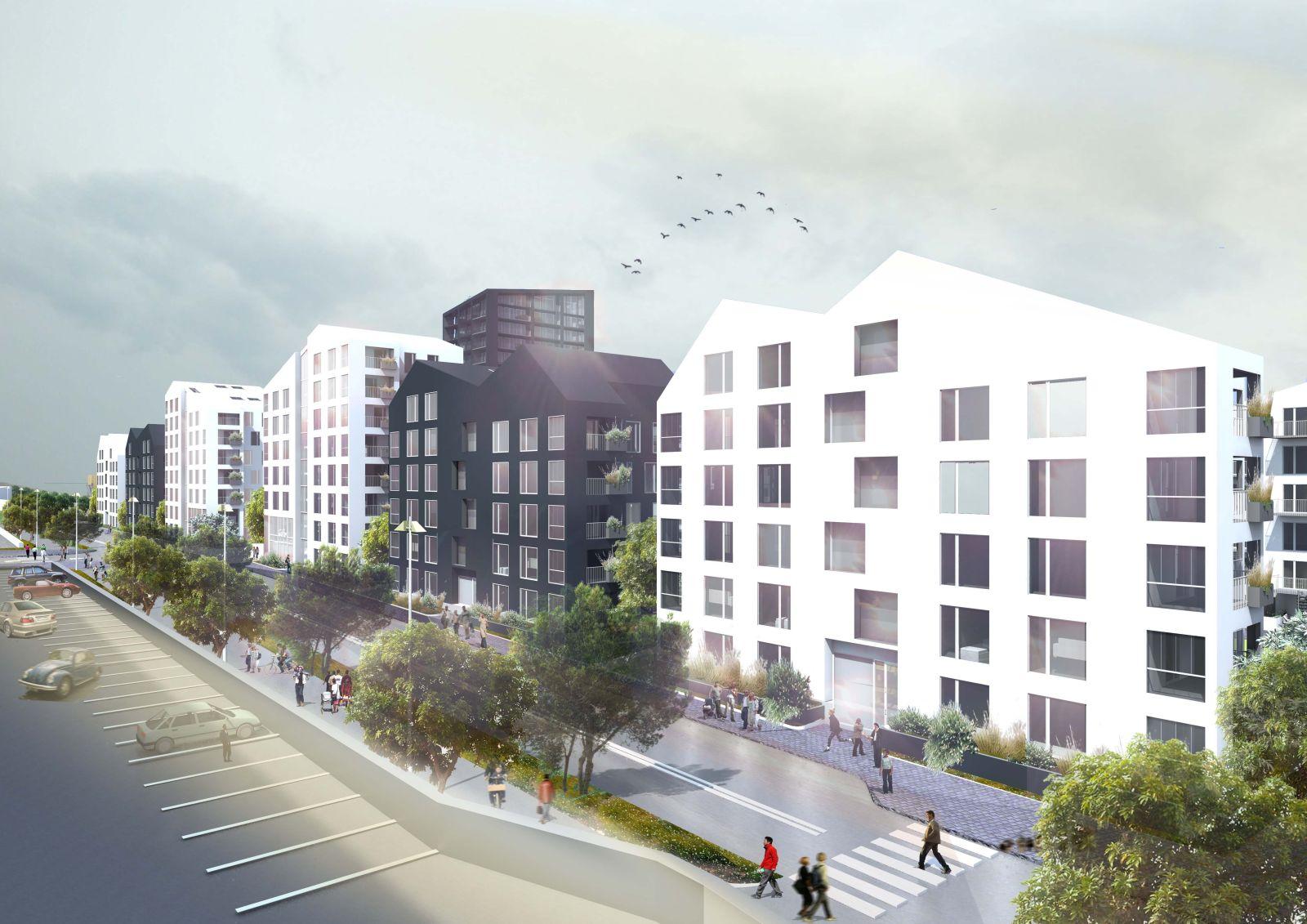 Housing in Stockholm