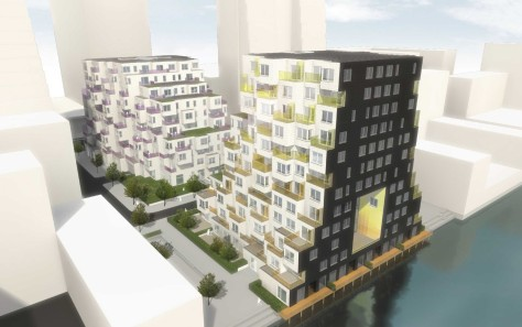 Housing in Zuidas