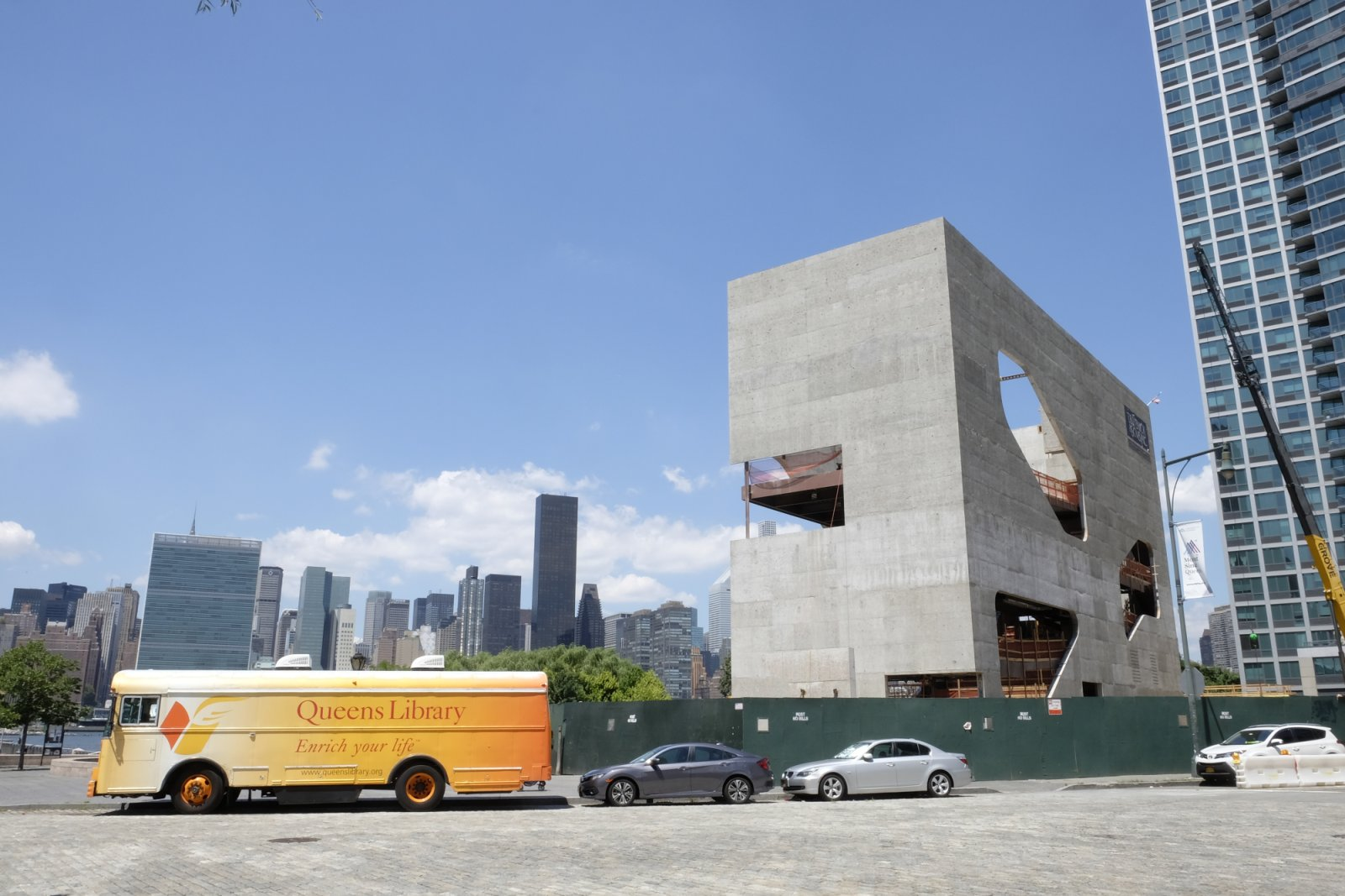 Hunters Point Community Library