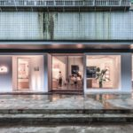 In and between boxes Atelier Peter Fong by Lukstudio