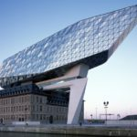 Inaugurated Port House in Antwerp by Zaha Hadid Architects