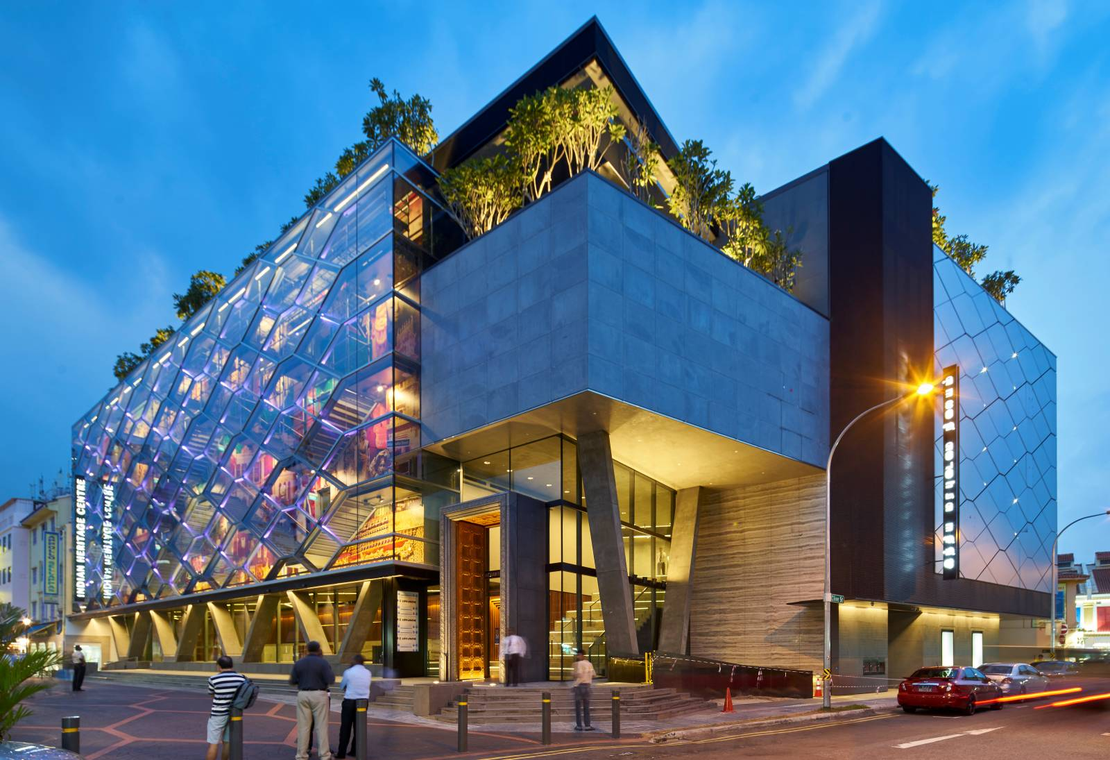 Indian Heritage Centre Singapore Map Tourist Attractions in – Tourist Map Of Singapore City