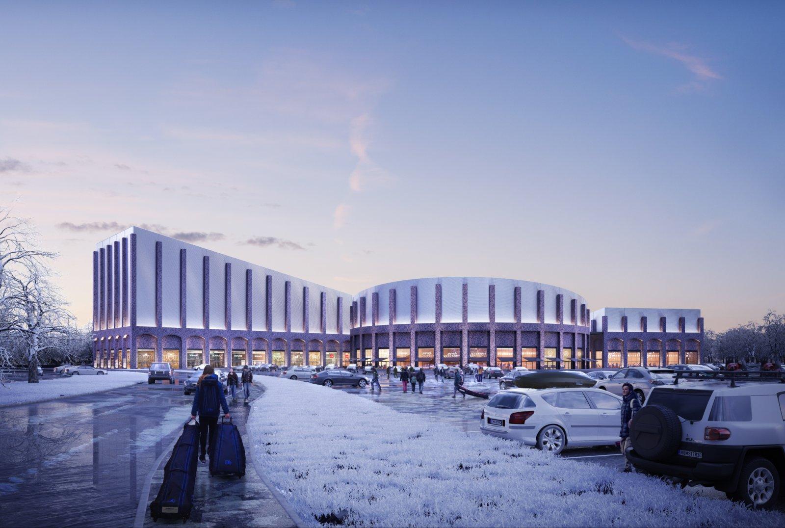 indoor snow centre