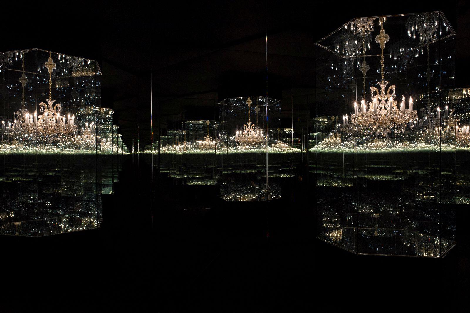Infinity Mirror Rooms