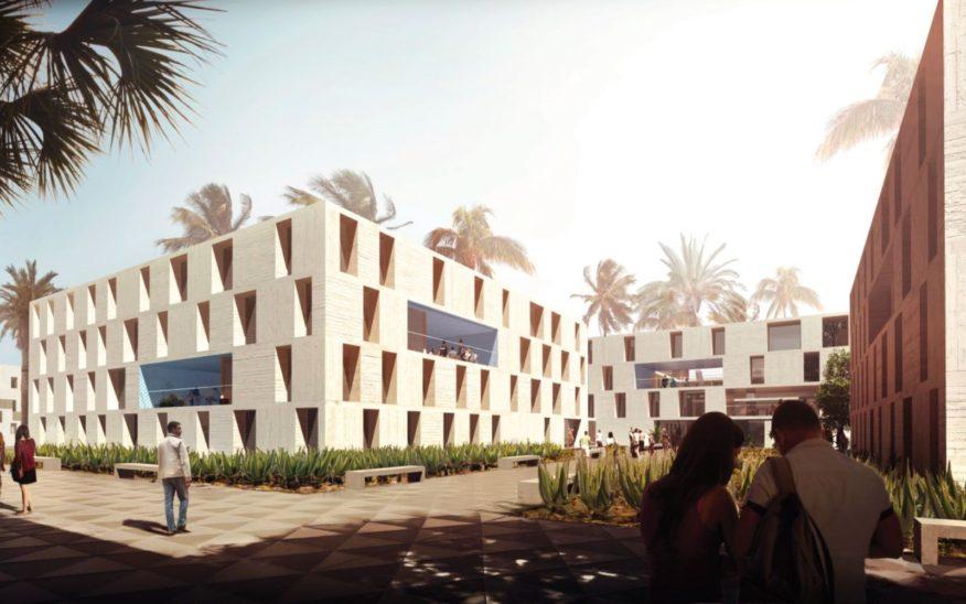 Innovation University Campus