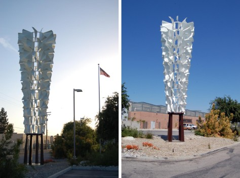 Installations for the Los Angeles Fire Department