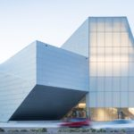 Institute for Contemporary Art at VCU by Steven Holl opens on April 21