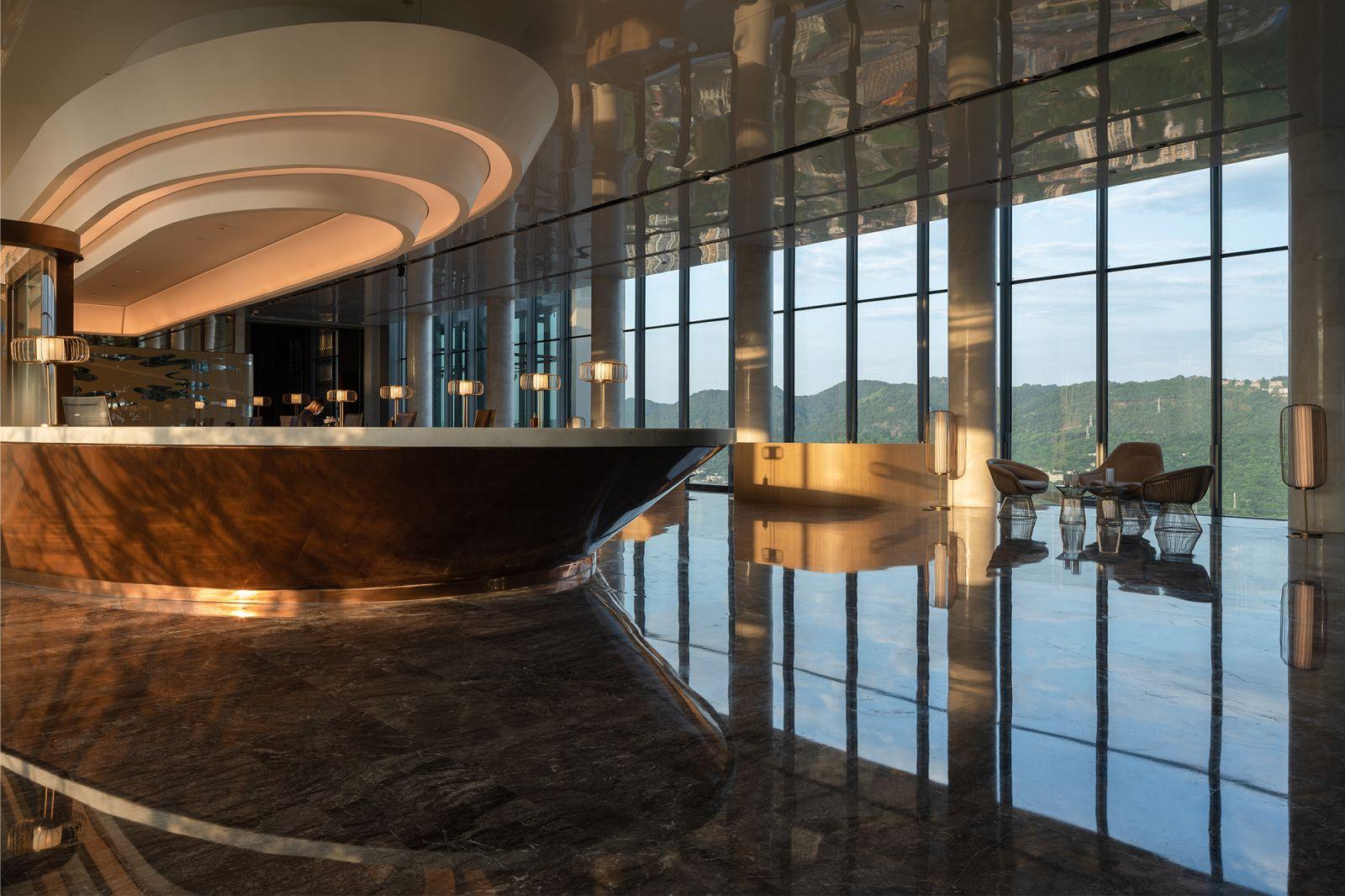 InterContinental Chongqing Raffles City
