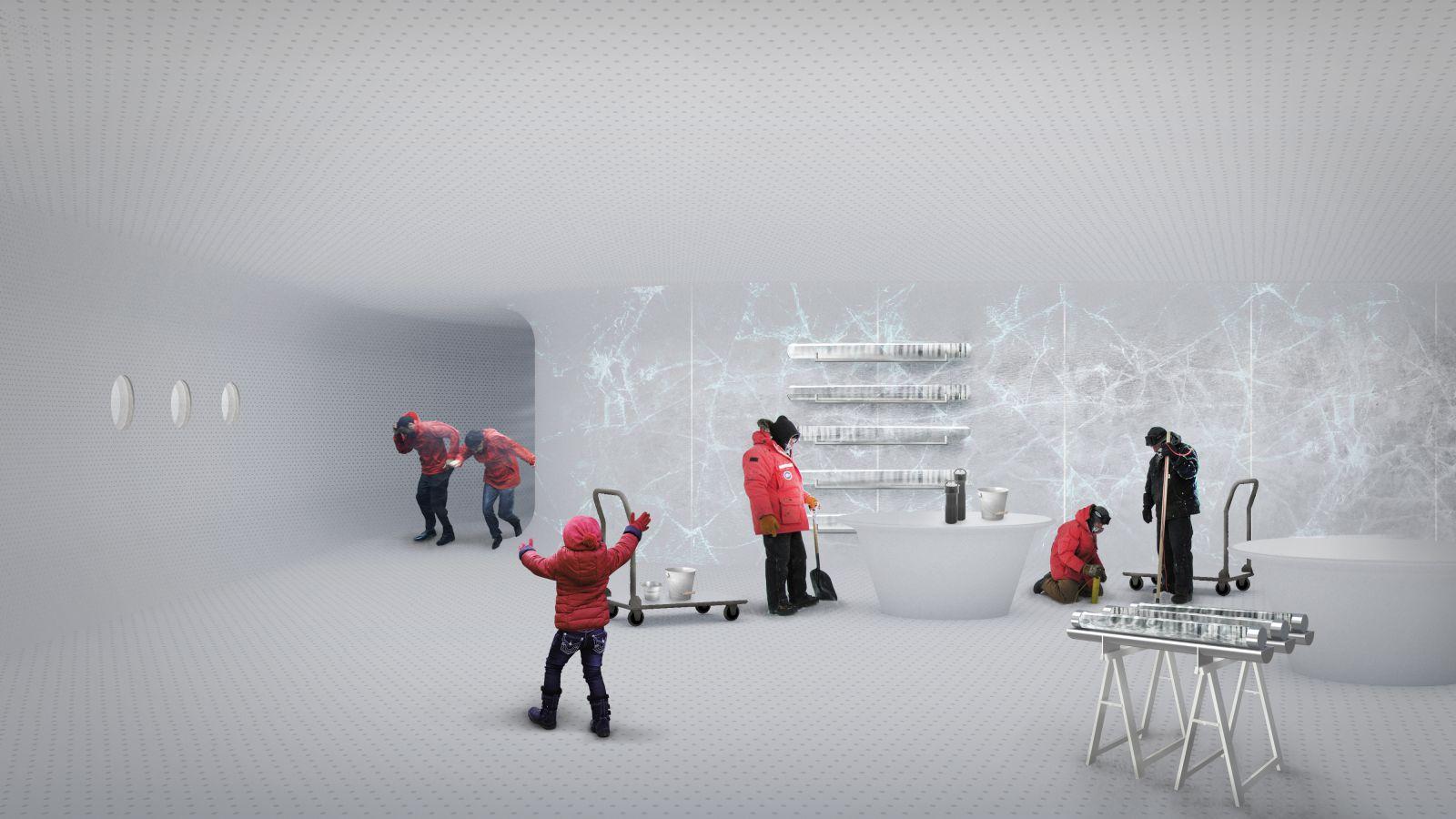 International Antartic Center