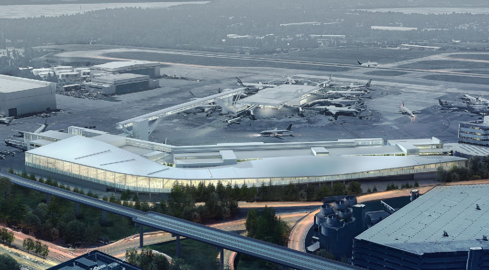 International Arrivals Facility