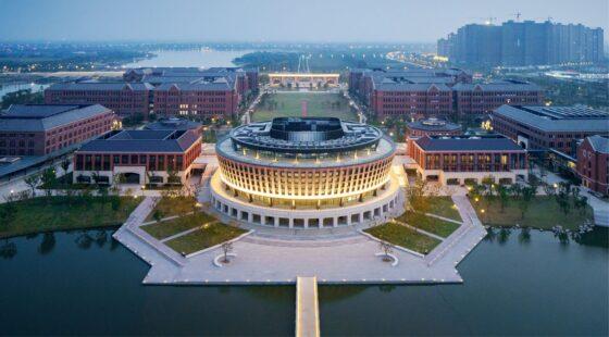 Campus of Zhejiang University