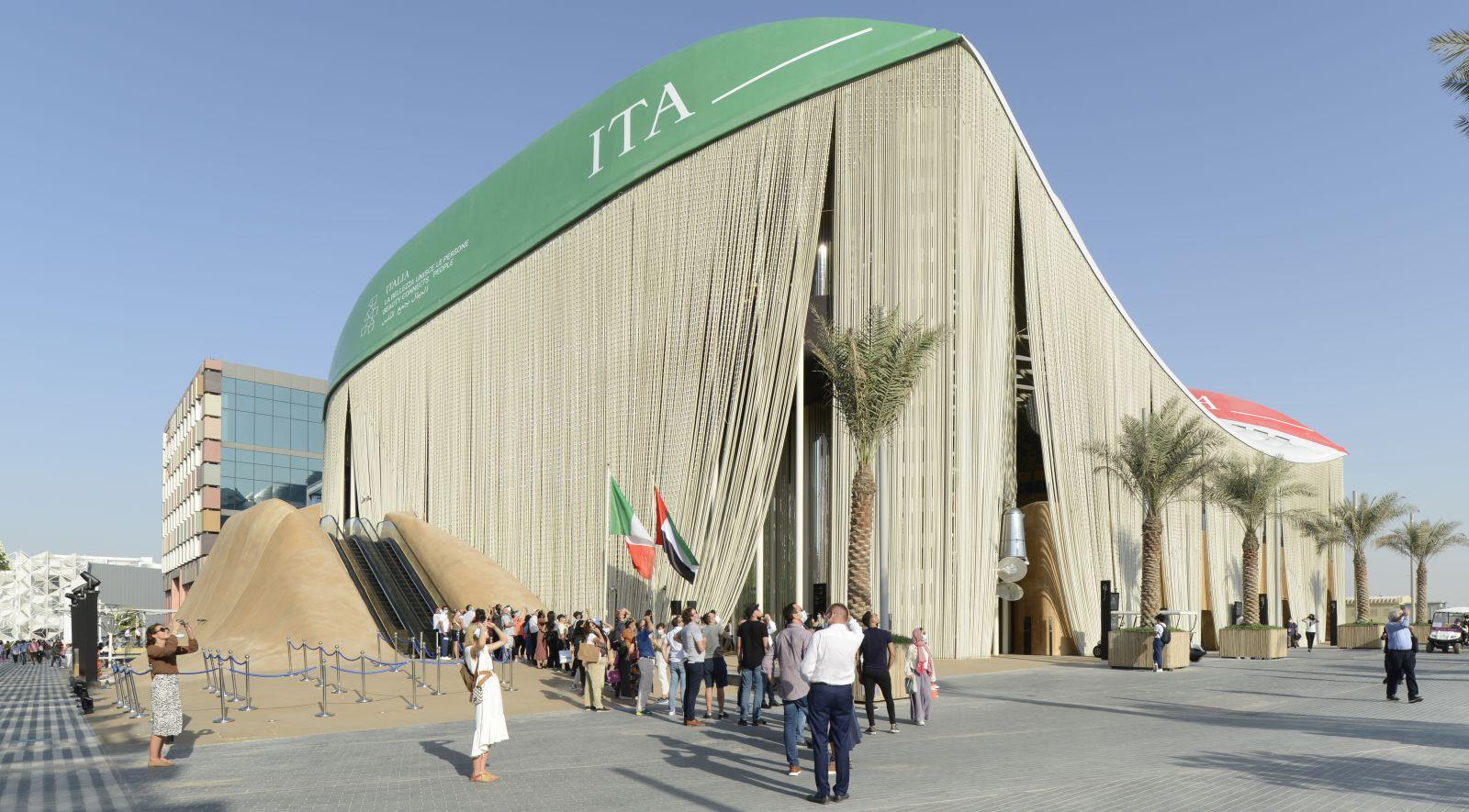 Italian Pavilion
