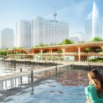 5 design proposals for the Jack Layton Ferry Terminal and Harbour Square Park