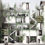 Jagtvej 69 – Vendepunktet by WE Architecture and Erik Juul