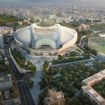 Zaha Hadid responds to government Japan about new Olympic Stadium