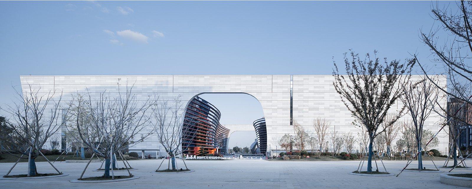 Jiashan Museum & Library