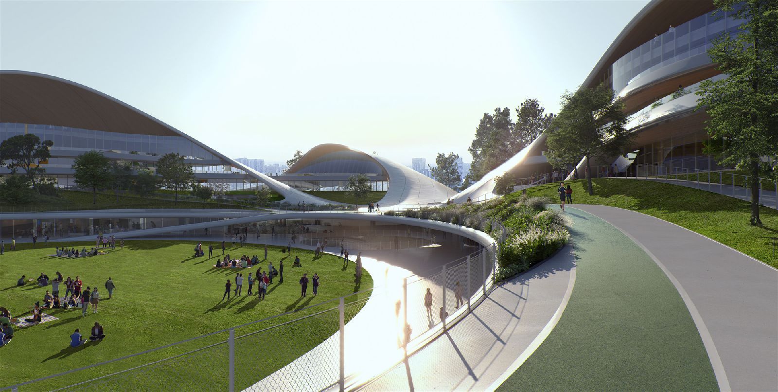 Jiaxing Civic Center