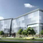 Jinwan Aviation City Research and Development Centre Zhuhai by 10 Design