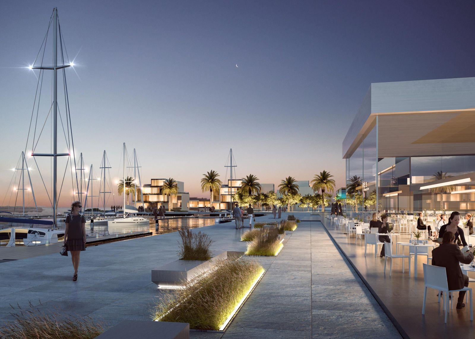 Jubail Port
