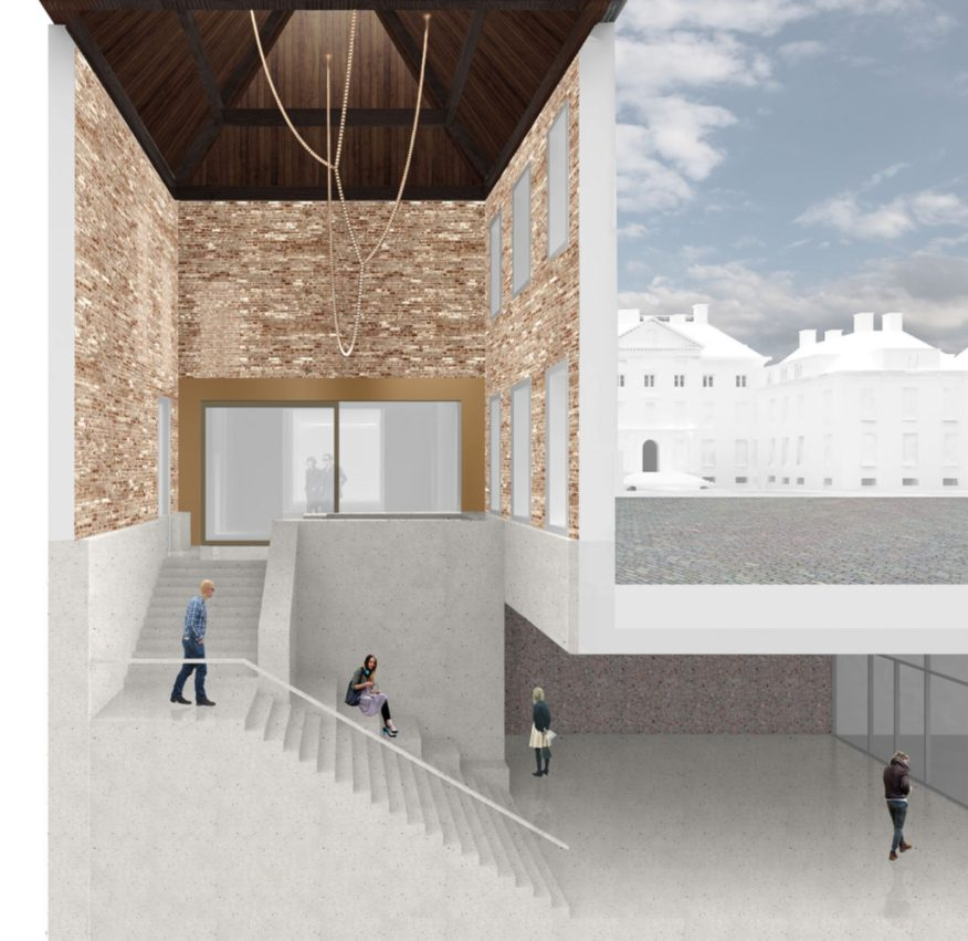 Museum Paleis Het Loo's renovation and expansion