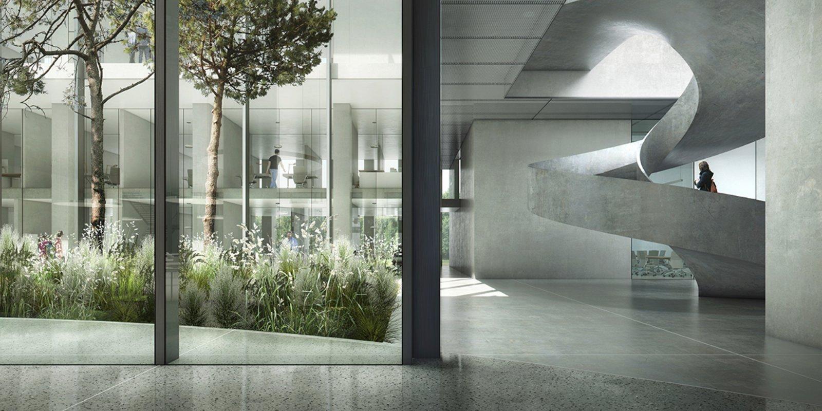new Tilburg University building