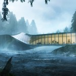 Kistefos Museum by Bjarke Ingels Group