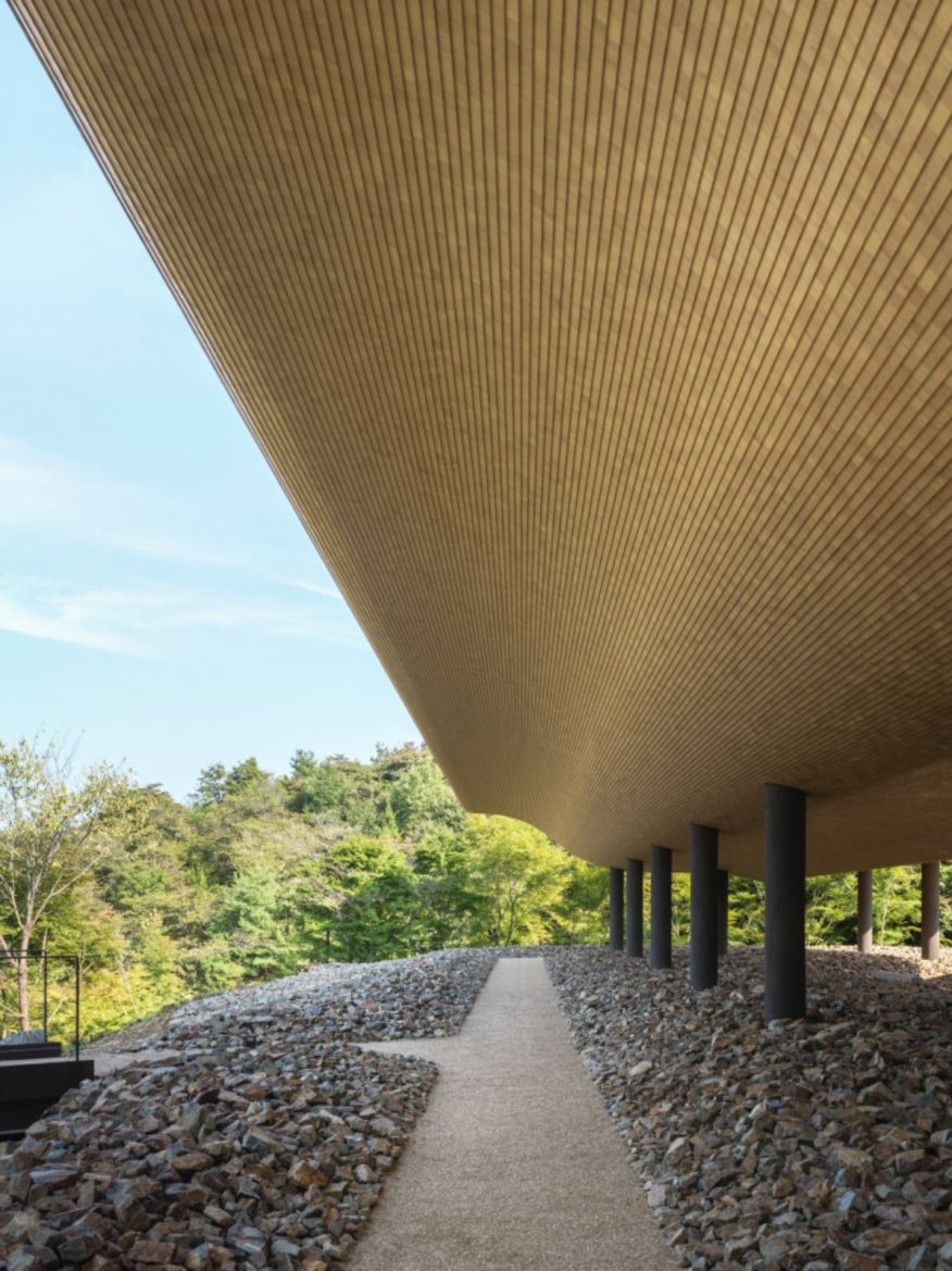 Kohtei By Kohei Nawa And Sandwich Aasarchitecture