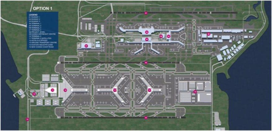 Changi Airport Terminal 5