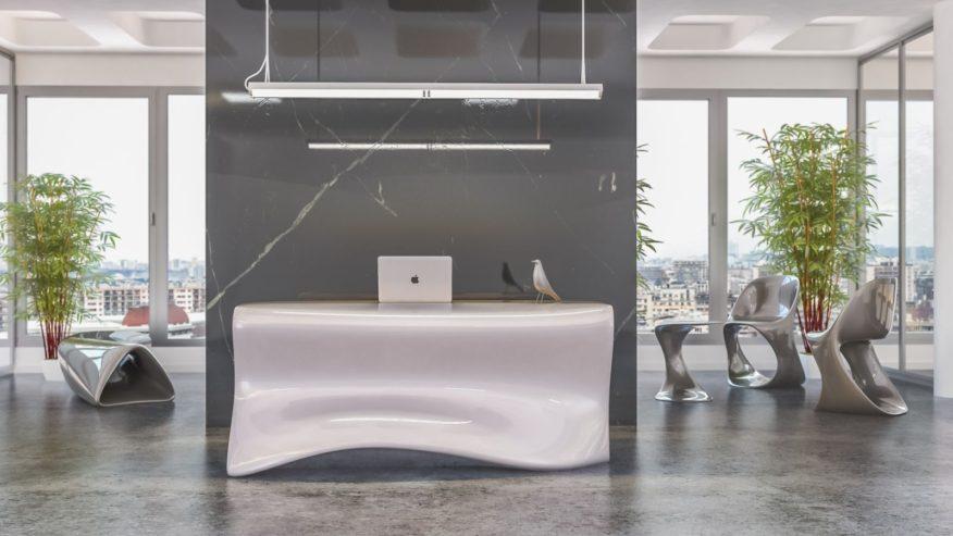 Kanda Reception Desk