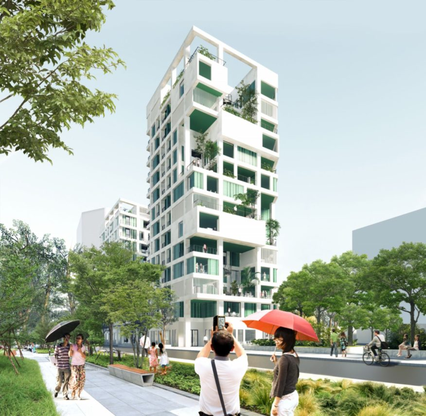 Kaohsiung Social Housing