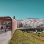 Kaunas Science Island competition by Yegena Architecture