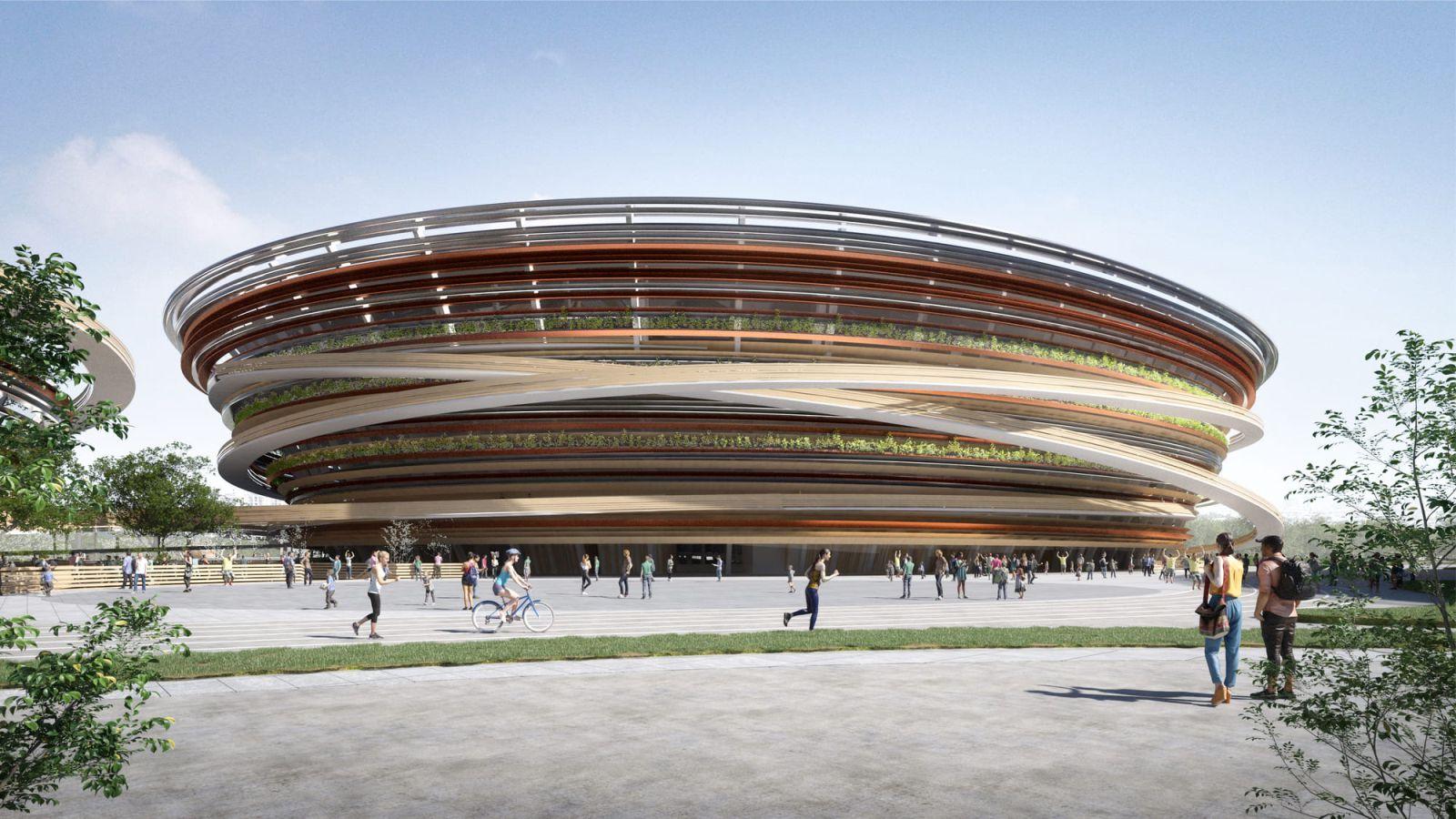 Taichung Arena