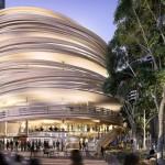 Kengo Kuma reveals plans the Darling Exchange for Sydney