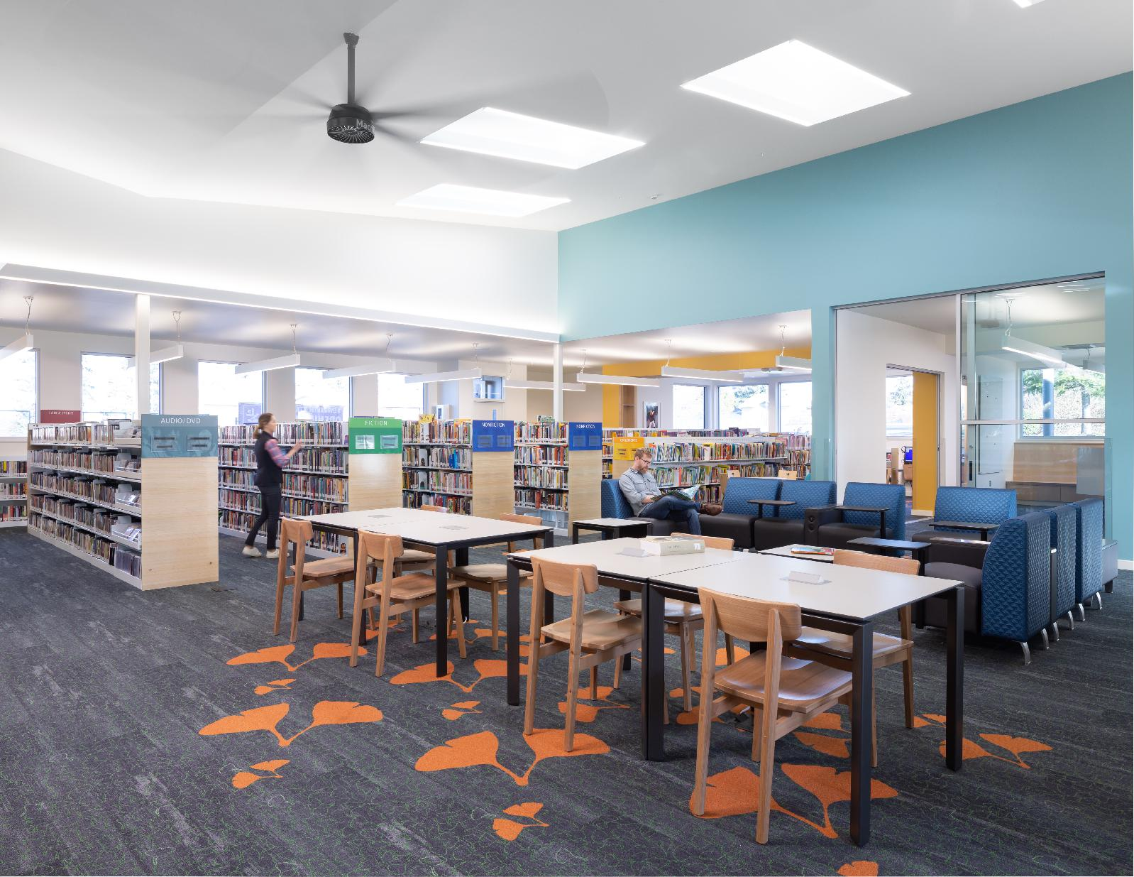 Panther Lake Library
