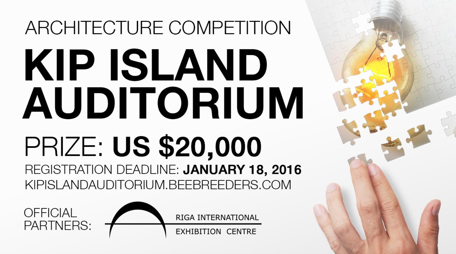 Kip Island Auditorium Architecture Competition