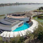 Klaipeda Dolphinarium by Uostamiescio projektas