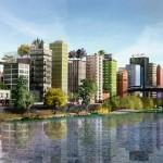Klarastaden by Anders Berensson Architects