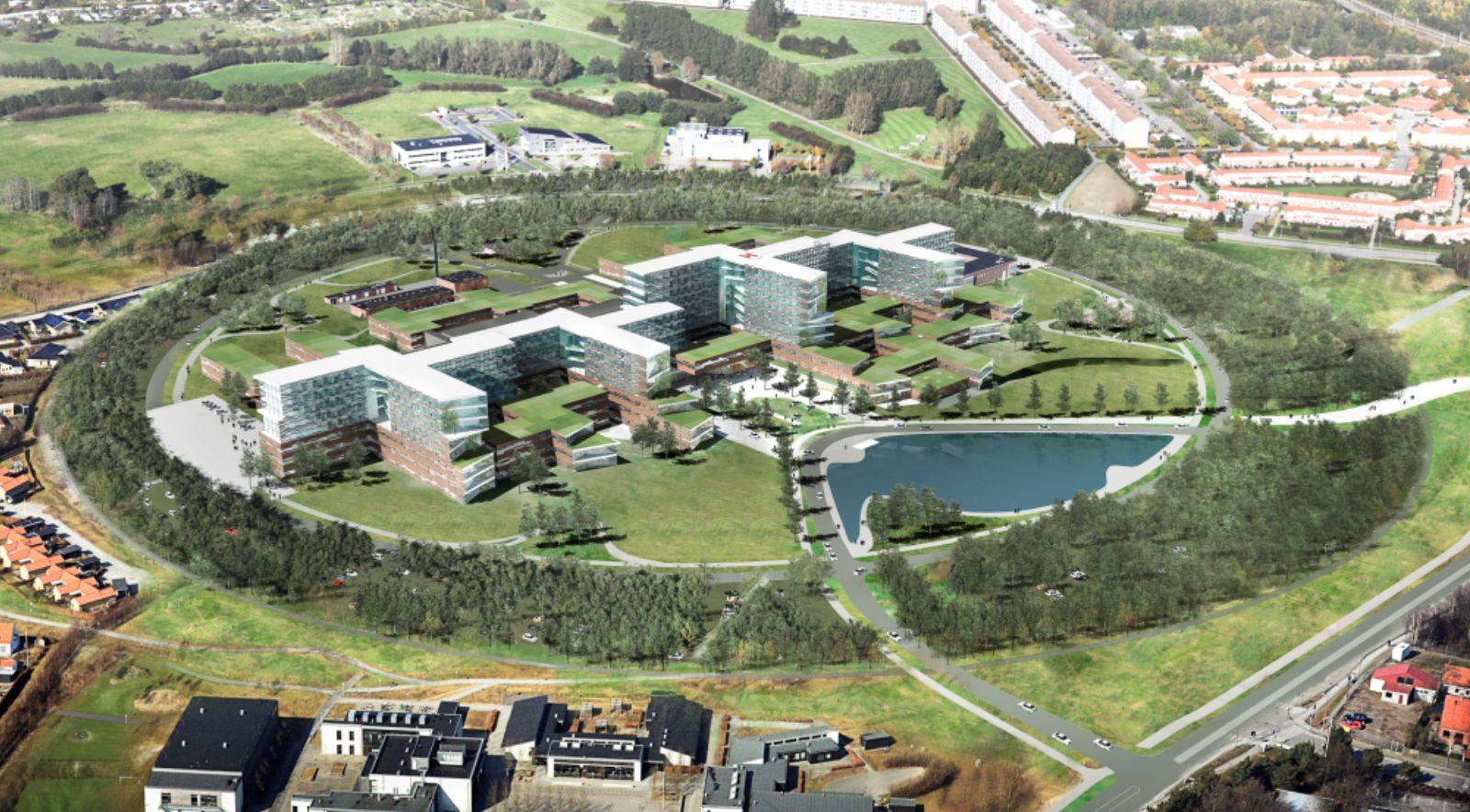 Køge University Hospital